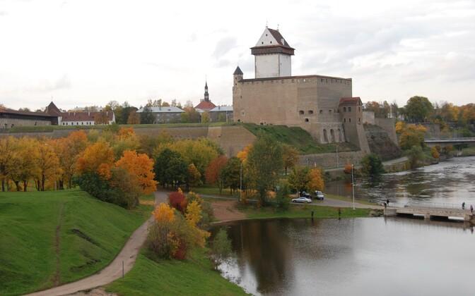 Narva Hermann Castle.