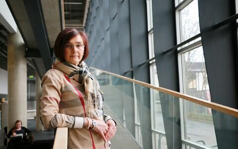 Tallinna ülikooli kasvatusteaduste instituudi andragoogika professor Larissa Jõgi.