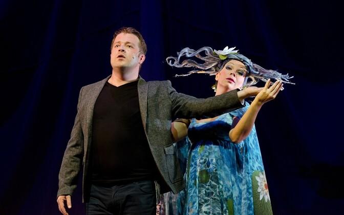 Laureaadid Tõnu Kõrvitsa ooperis
