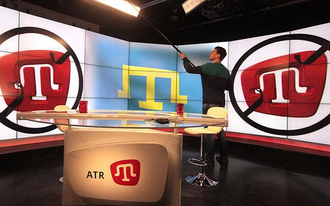 Krimmitatari telekanali ATR stuudio