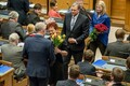 Eiki Nestor re-elected as Parliament Speaker