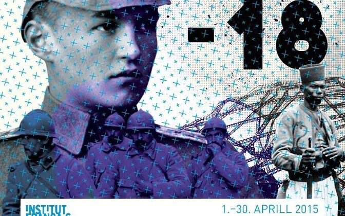 """Digitaalne näitus """"14–18ˮ Esimesest maailmasõjast"""