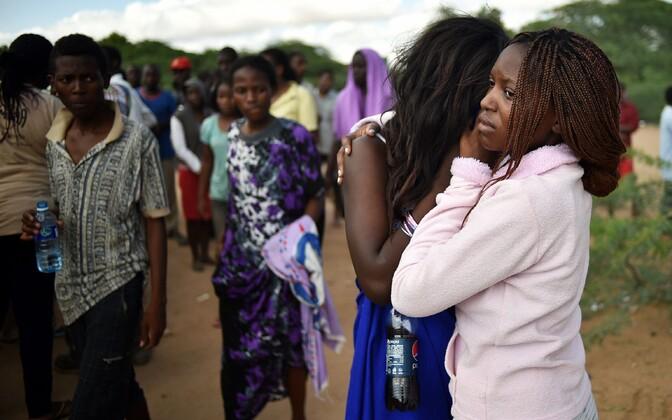 Kenya tudengid leinamas