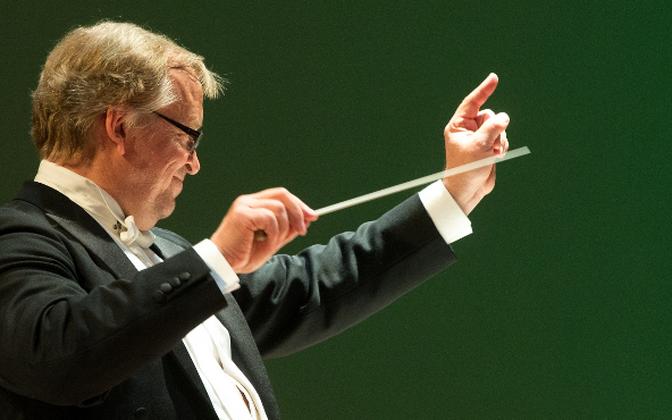 Dirigent Paul Mägi