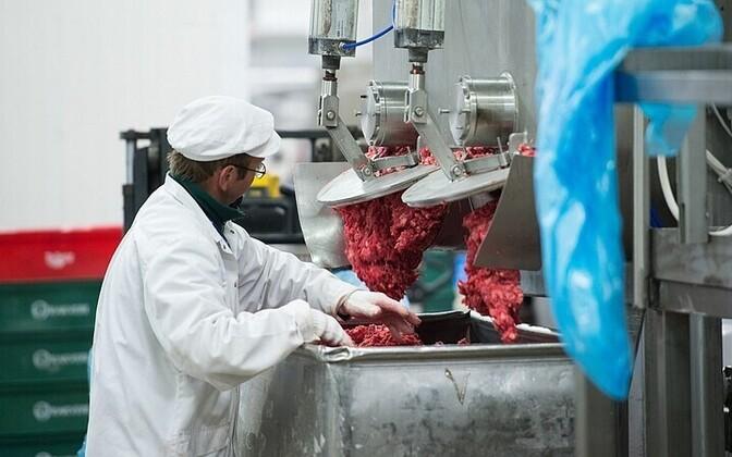 Lihatööstus.