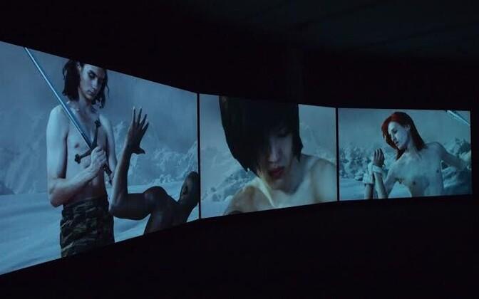 """AES + F 3D-animatsioon """"Last Riot"""""""