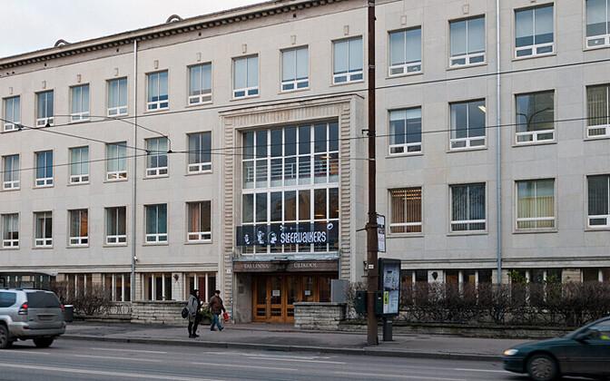 Tallinna ülikooli peahoone