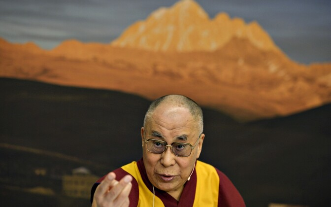 Dalai-laama.