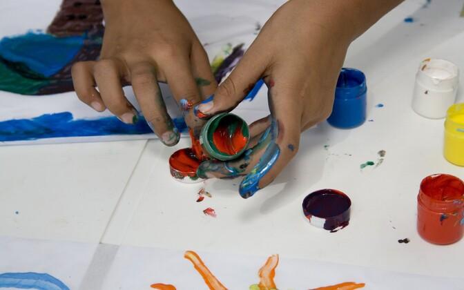 Laps kunstiga