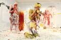 Diverse Universe 2015. The GIRLS: Persefoni Nikolakopoulou, Giota Georgakopoulou, Thalia Zachariadou, Eleni Oikonomou, Fotini Kalle, Kostas Kalles