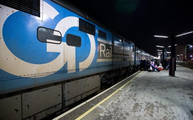 Go Raili Moskva rong.