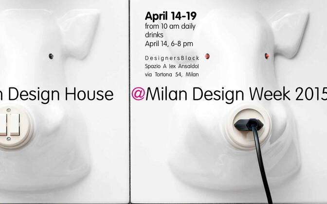 Eesti disainerid esinevad Milaano Disaininädalal 14-19.aprillil 2015