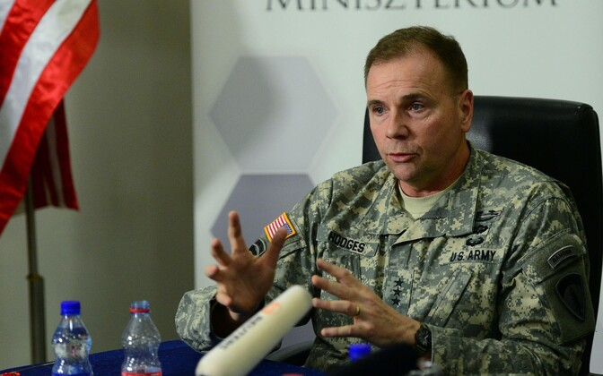 Lt. Gen. Ben Hodges, commander of U.S. Army Europe.