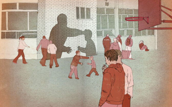 Koolivägivald.
