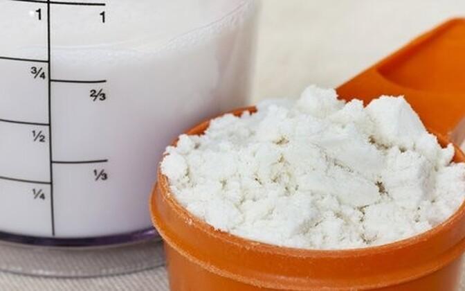Valgupulbrite tarbimine suureneb eriti rahvasportlaste hulgas ning neid toidulisandeid on üha kergem kätte saada.