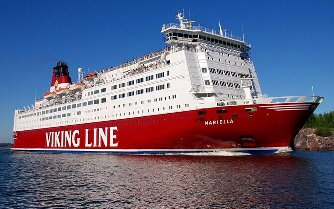 Viking Line'i reisilaev Mariella.