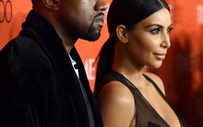 Kim Kardashian ja Kanye West