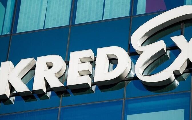 KredEx logo.
