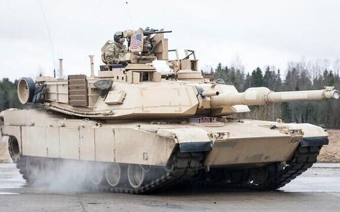 USA tank Tapal