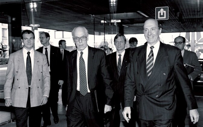 Lennart meri conference to focus on security and liberties news err