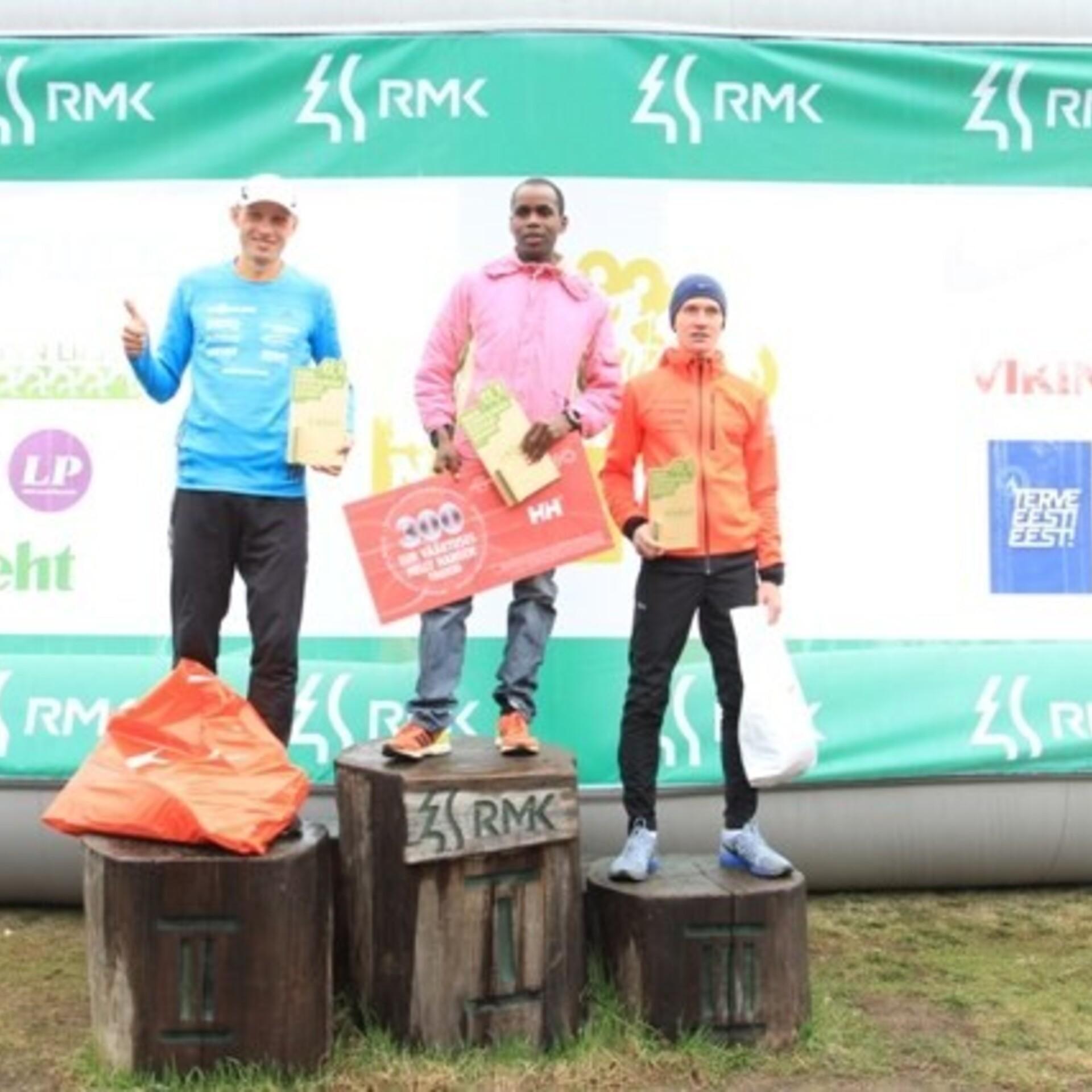 39e8ec58f68 Kõrvemaa Kevadjooksu võitis Ibrahim Mukunga Wachira | Kergejõustik | ERR