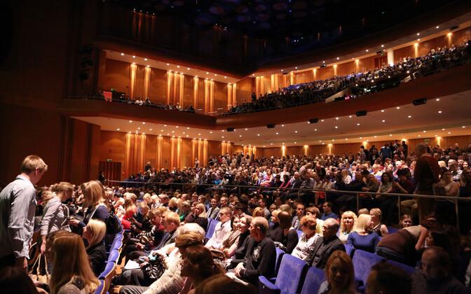Tallinn Comedy Festival avati komöödiagalaga Nordea kontserdimajas.