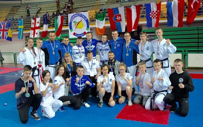 Eesti taekwon-do koondis