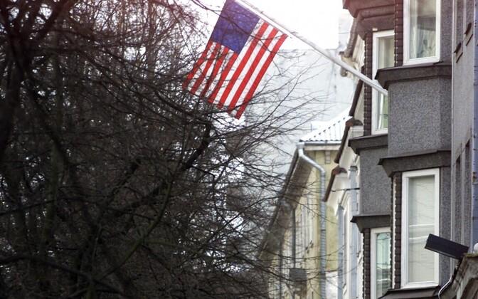 USA suursaatkond Kentmanni tänaval