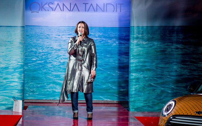 Oksana Tanditi uue kollektsiooni