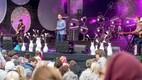 Emadepäeva kontsert Tallinna raekoja platsil.