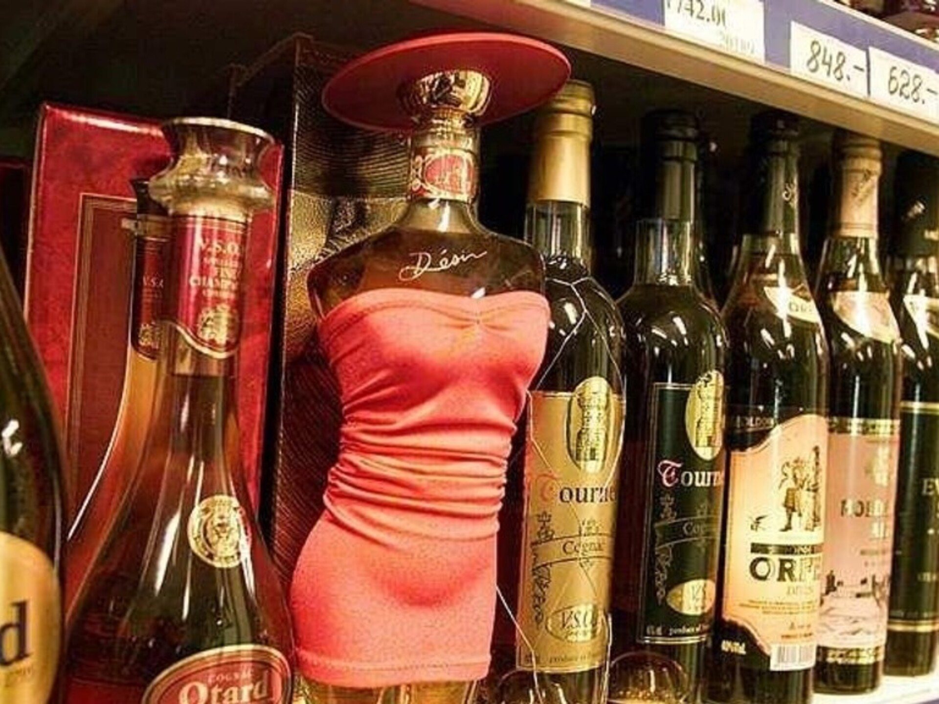 Exports of strong alcohol from Russia decreased by 40 86