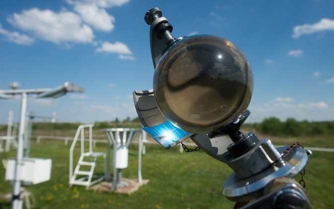Harku Weather Station.