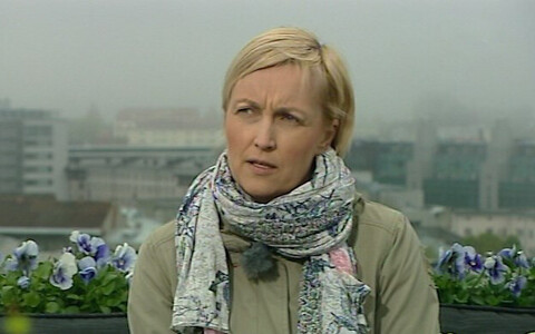 Kristina Kallas.