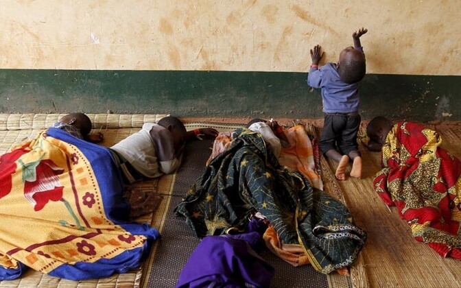 Burundi lapsed Kigomas
