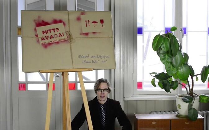 Noore kunsti oksjonil müüdud Edward von Lõnguse töö