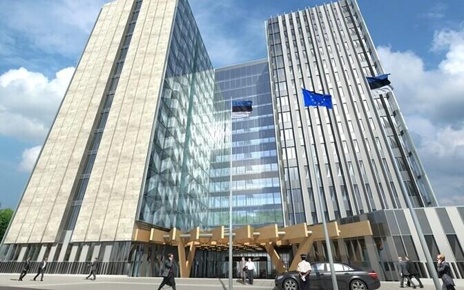 Muuhulgas kuulub RKAS-i portfelli nelja ministeeriumi ühishoone ehk nn superministeerium.