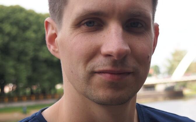 Eero Janson, MTÜ Eesti Pagulasabi.