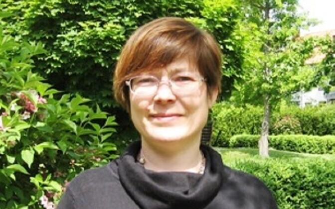 Tartu Ülikooli klassikalise filoloogia professor Kristi Viiding