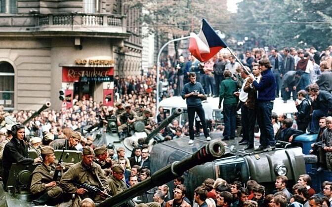 Praha 1968. aasta augustis