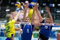 The men's volleyball team has secured a place in the 2015 European Volleyball Championships final tournament in Italy and Bulgaria, with a definitive 3-0 win over Sweden on Sunday.