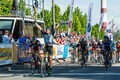 Mattia Gavazzi of Amore Vita won the second stage of Tour of Estonia, while Estonia's own Martin Laas, the winner of stage one, topped the general classification. The victory of the 34th Tartu Rattaralli, the biggest cycling event in Estonia, went to Andr