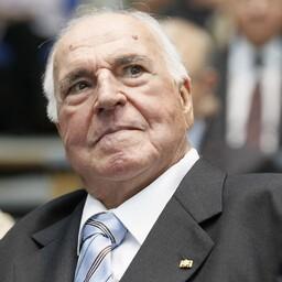 Helmut Kohl 2012. aastal.
