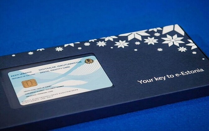 The diplomatic IDs being introduced will differ from regular Estonian digital identity cards as issued to e-residents of the country.