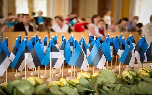 Eesti lipud.
