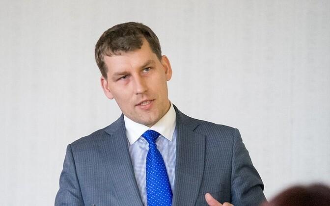 Andres Metsoja on IRL-i esindaja Pärnu koalitsiooniläbirääkimistel.