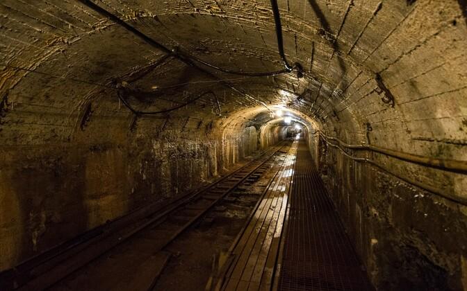 Tunneli lõpus on valgus: Eesti majandus kosub taastunud põlevkivisektori toel.