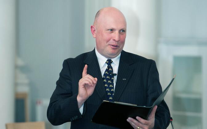 Tartu ülikooli religioonipsühholoogia professor Tõnu Lehtsaar.