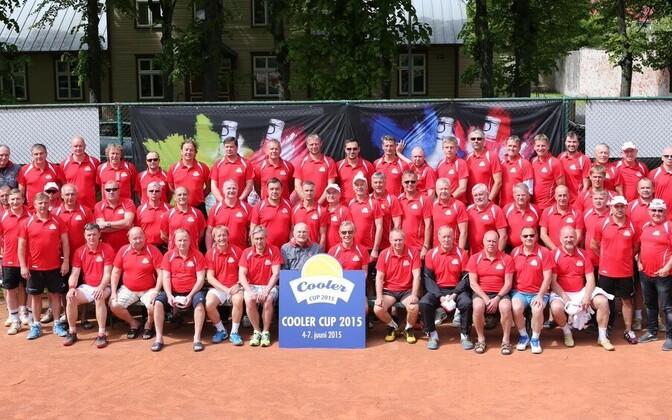 Tenniseturniir Liviko Cooler Cup