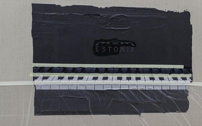 Etüüdid klaverile ja lõuendile