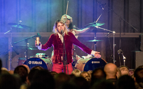 Ariel Pink andis Eestis kontserdi